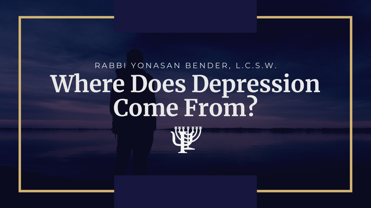 Video: Where Does Depression Come From?