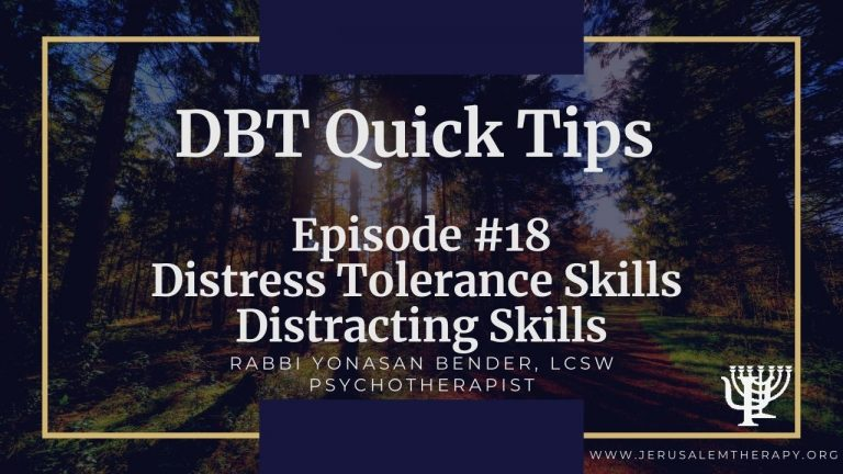 Distracting Skills: How To Distract From Anxiety And Pain