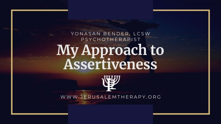 Read more about the article My Approach To Assertiveness